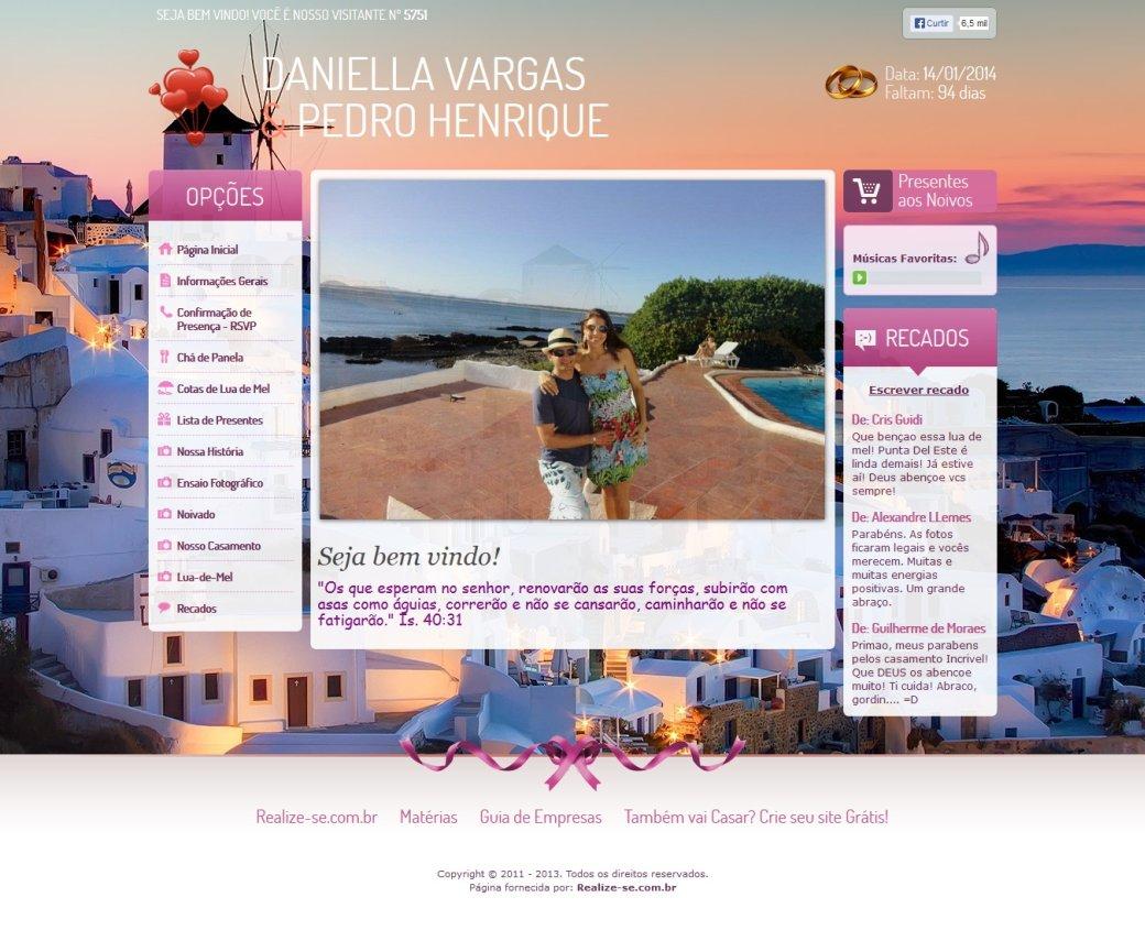 Visualizar Tema: Place Santorini - Grécia