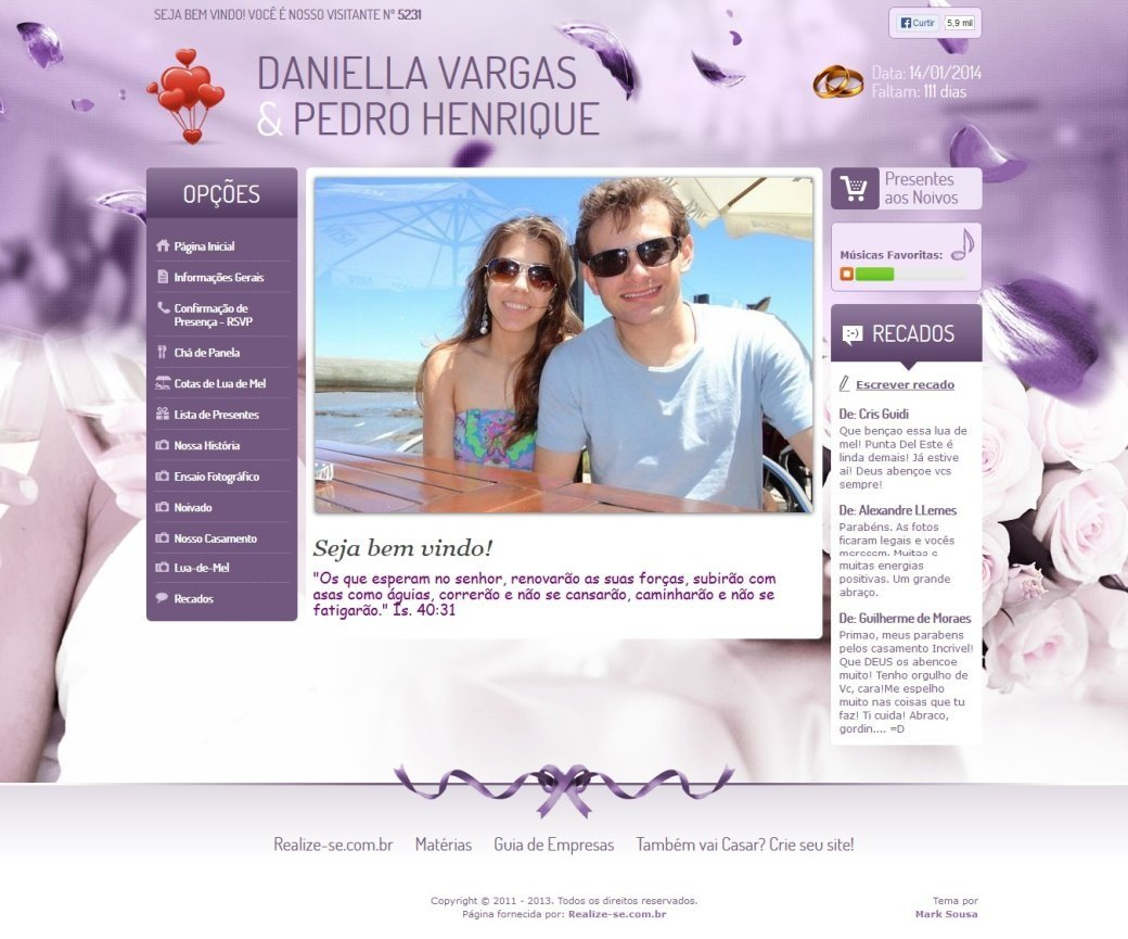 Visualizar Tema: Wonderful Roxo